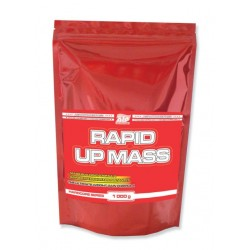 RAPID UP MASS 1000 g - čokoláda